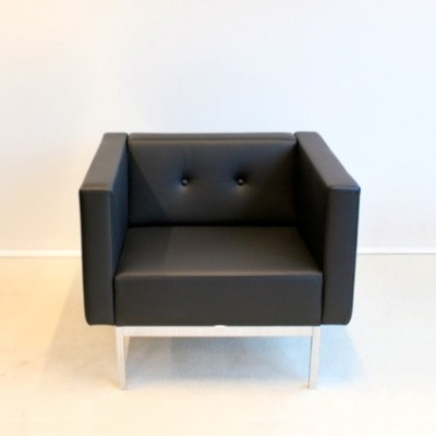 Artifort C 070 Lounge Chair by Kho Liang Ie