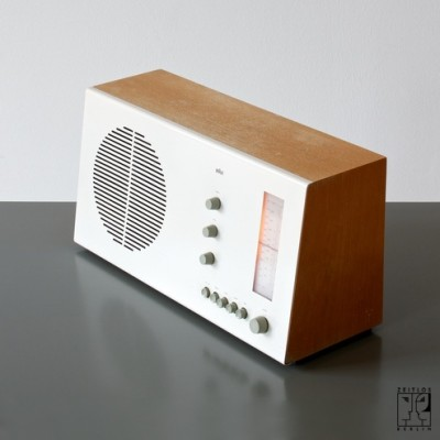 RT 20 Radio by Dieter Rams for Braun