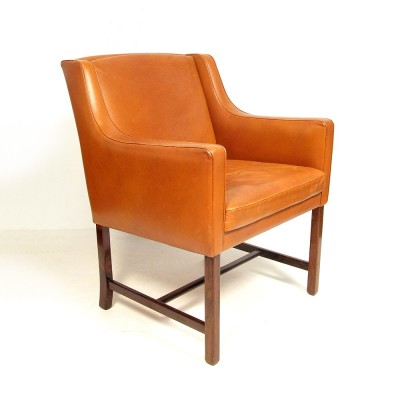 Lounge chair by Fredrik Kayser for Vatne Møbler, 1950s