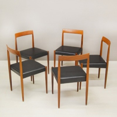 Dinner Chair by Unknown Designer for Lübke