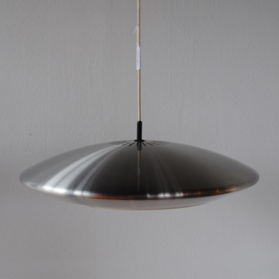 Diskos Hanging Lamp by Jo Hammerborg for Fog and Mørup