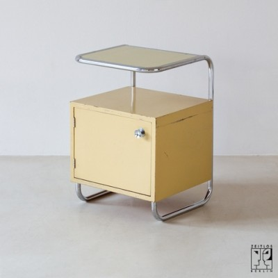 Side Table Cabinet by Unknown Designer for Unknown Manufacturer