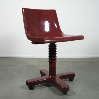 Office Chair by Ettore Sottsass for Olivetti