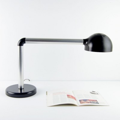 Desk lamp by Robert Haussmann for Swiss Lamps International Zürich, 1970s