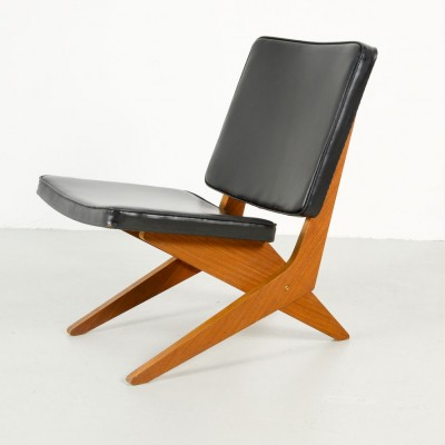 FB 18 Lounge Chair by Jan van Grunsven for Pastoe