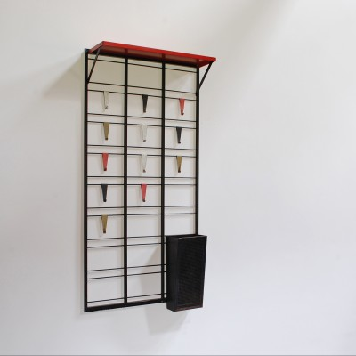 De Notenbalk Coat Rack by Coen de Vries for Pilastro