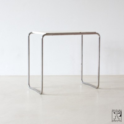 B 9 Side Table by Marcel Breuer for Thonet