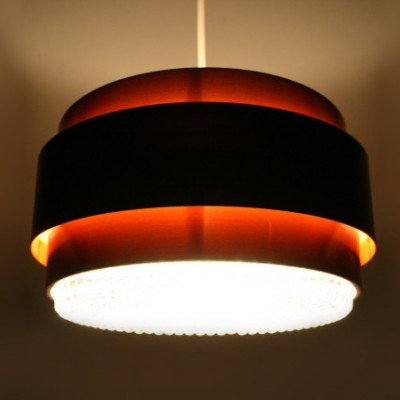 Saturn Hanging Lamp by Jo Hammerborg for Fog and Mørup