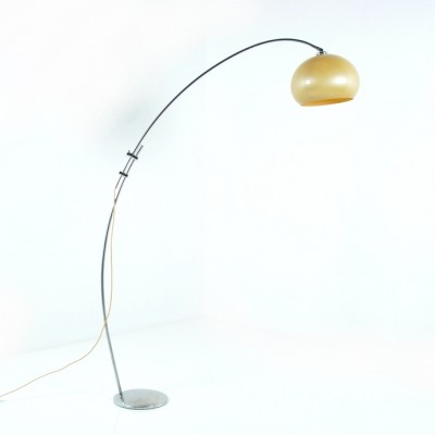 Arc floor lamp, 1960s