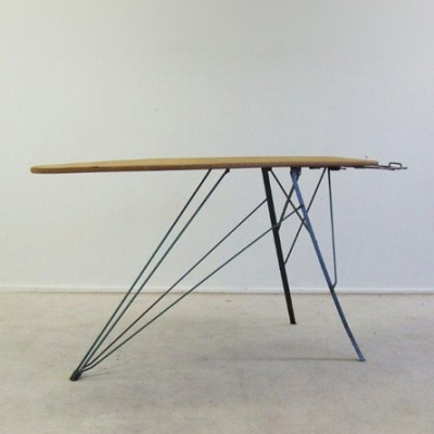 Vintage Libellule Ironing Table, 1950s