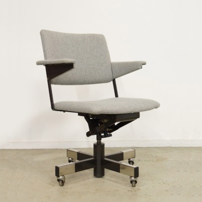 Model 1637 office chair from the sixties by André Cordemeyer for Gispen
