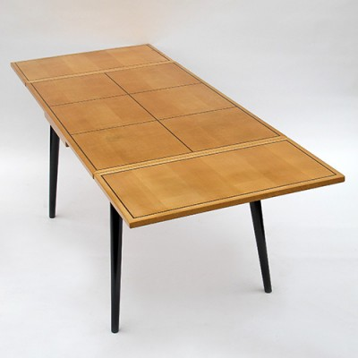 Dining Table by Hans Bellmann for Horgen Glarus