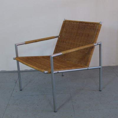 SZ01 lounge chair by Martin Visser for Spectrum, 1960s