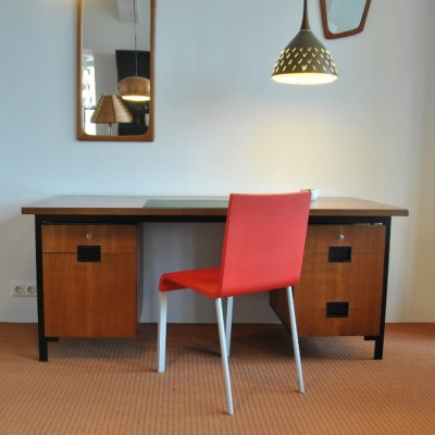 'EU-02 Japanese Series' writing desk by Cees Braakman for Pastoe, 1950's/1960's