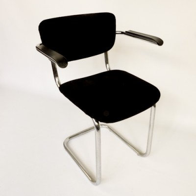 208 Dinner Chair by W. Gispen for Gispen