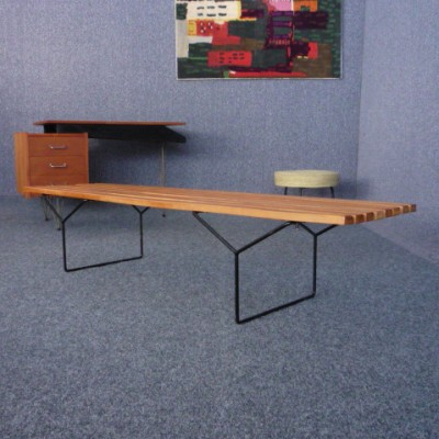 Bench by Harry Bertoia for Knoll International