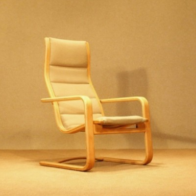 Lamello Lounge Chair by Yngve Ekström for Swedese