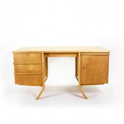 EB04 Writing Desk by Cees Braakman for Pastoe