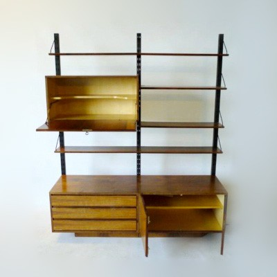 Wall Unit by Unknown Designer for WK Möbel