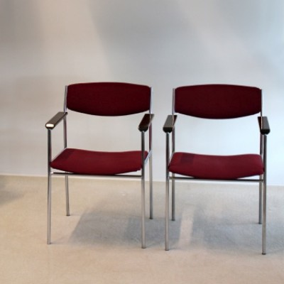 Dinner Chair by Gijs van der Sluis for Spectrum