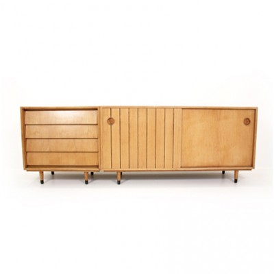 Sideboard by Erich Stratmann for Idee Möbel