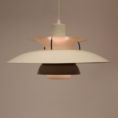 PH5 hanging lamp from the fifties by Poul Henningsen for Louis Poulsen