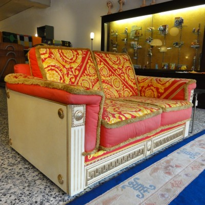 Sofa by Gianni Versace for Atelier Versace