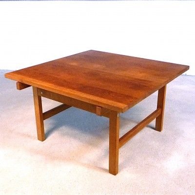 Coffee table by Hans J. Wegner for Andreas Tuck, 1960s