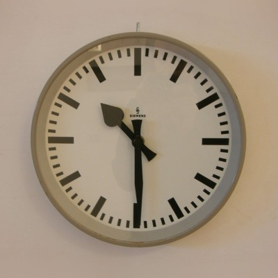 Clock by Unknown Designer for Siemens