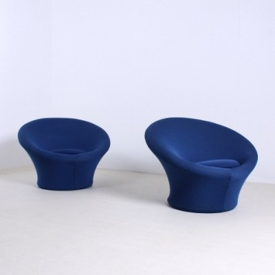 Mushroom Lounge Chair by Pierre Paulin for Artifort