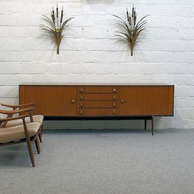 Paola Sideboard by Oswald Vermaercke for V Form