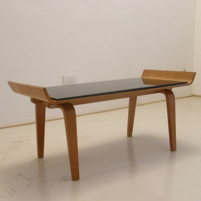 Coffee table from the fifties by Cor Alons for Gouda den Boer