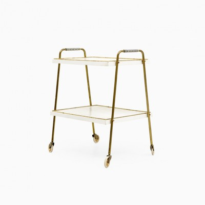 Serving Trolley by Unknown Designer for Unknown Manufacturer