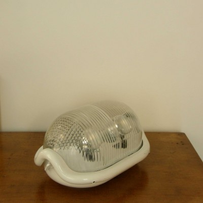 Set of 2 Noce desk lamps from the seventies by Achille Giacomo Castiglioni for Flos