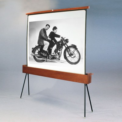 Projection Screen by Unknown Designer for Unknown Manufacturer
