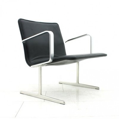RZ 602 Lounge Chair by Dieter Rams for Vitsoe