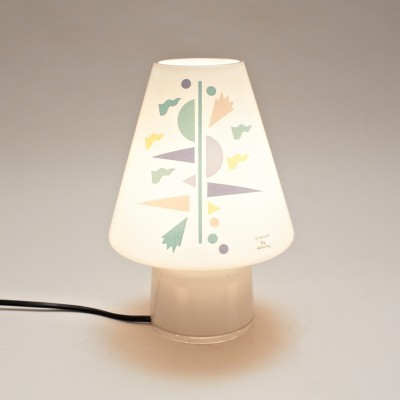 Bibi Desk Lamp by Alessandro Mendini for Artemide