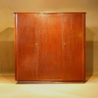 Wardrobe Cabinet by Unknown Designer for Unknown Manufacturer