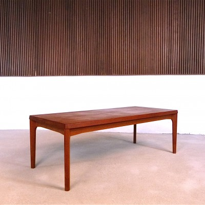 Coffee table by Henning Kjærnulf for Vejle Stolefabrik, 1960s