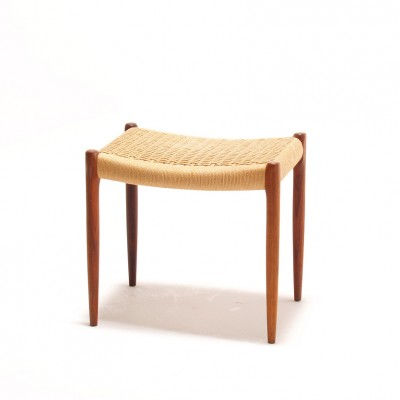 Stool by Niels Otto Møller for J L Møller