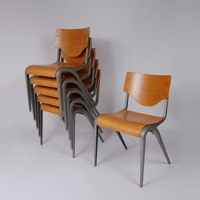 Dinner Chair by James Leonard for Esavian