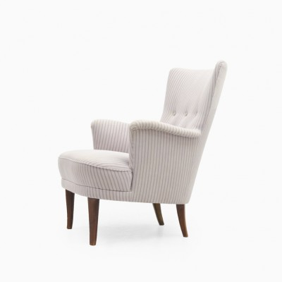 Lilla Furulid Lounge Chair by Carl Malmsten for O H Sjögren