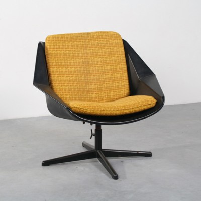 FM08 lounge chair from the sixties by Cees Braakman for Pastoe