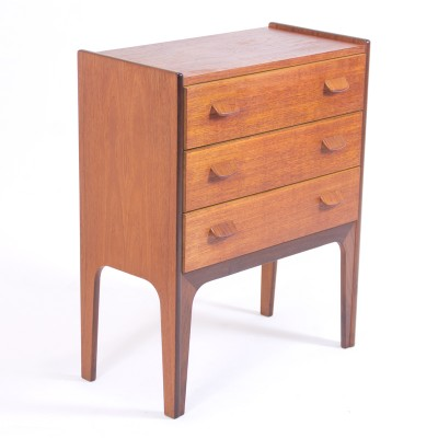Chest of Drawers by Poul Volther for FDB Møbler