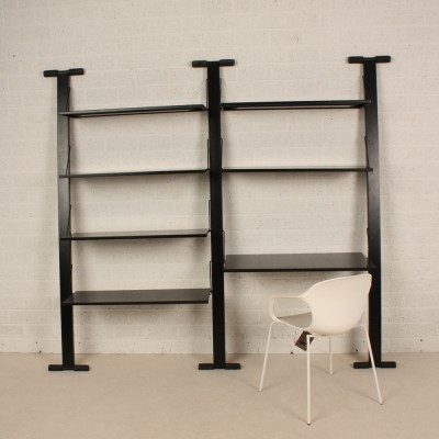 Grafity Wall Unit by Rodney Kinsman for Bieffeplast