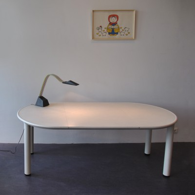 720 round - oval Dining Table by Dieter Rams for Vitsoe