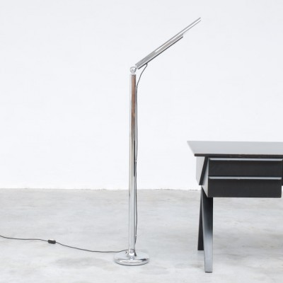 Prix or Light Pole Floor Lamp by Ingo Maurer for Design M