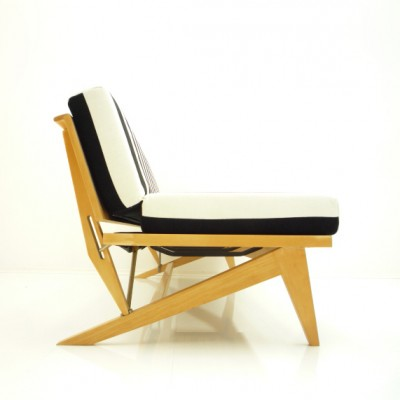 Daybed by Unknown Designer for Domus Germany