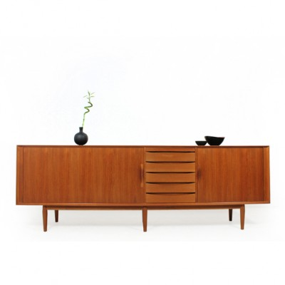 Mod 76 Triennale Sideboard by Arne Vodder for Sibast