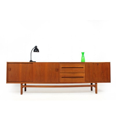 Mod. Grand sideboard by Nils Jonsson for Troeds, 1960s